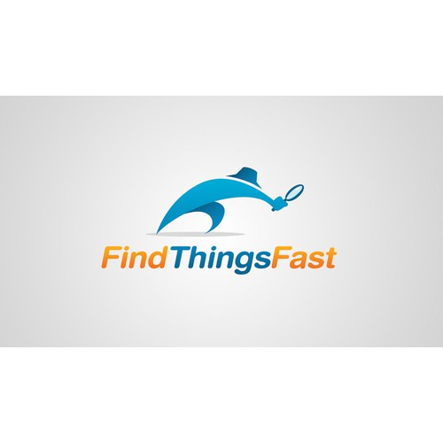 Creative Clean Logo for FindThingsFast - WOW US!
