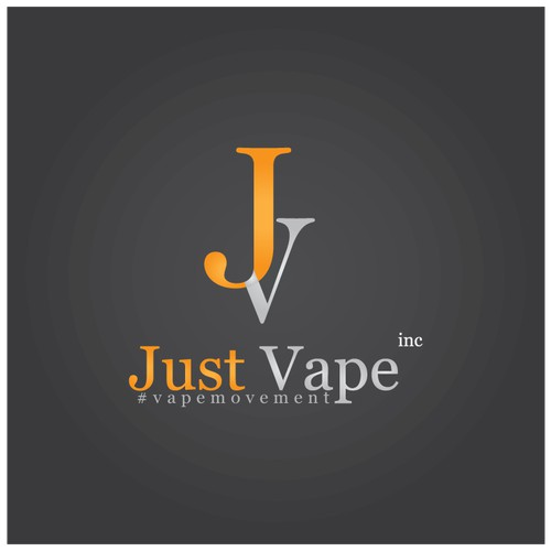 Logo concept for JustVape