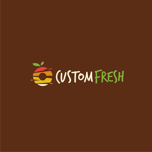 CustomFresh needs new logo and idenity package