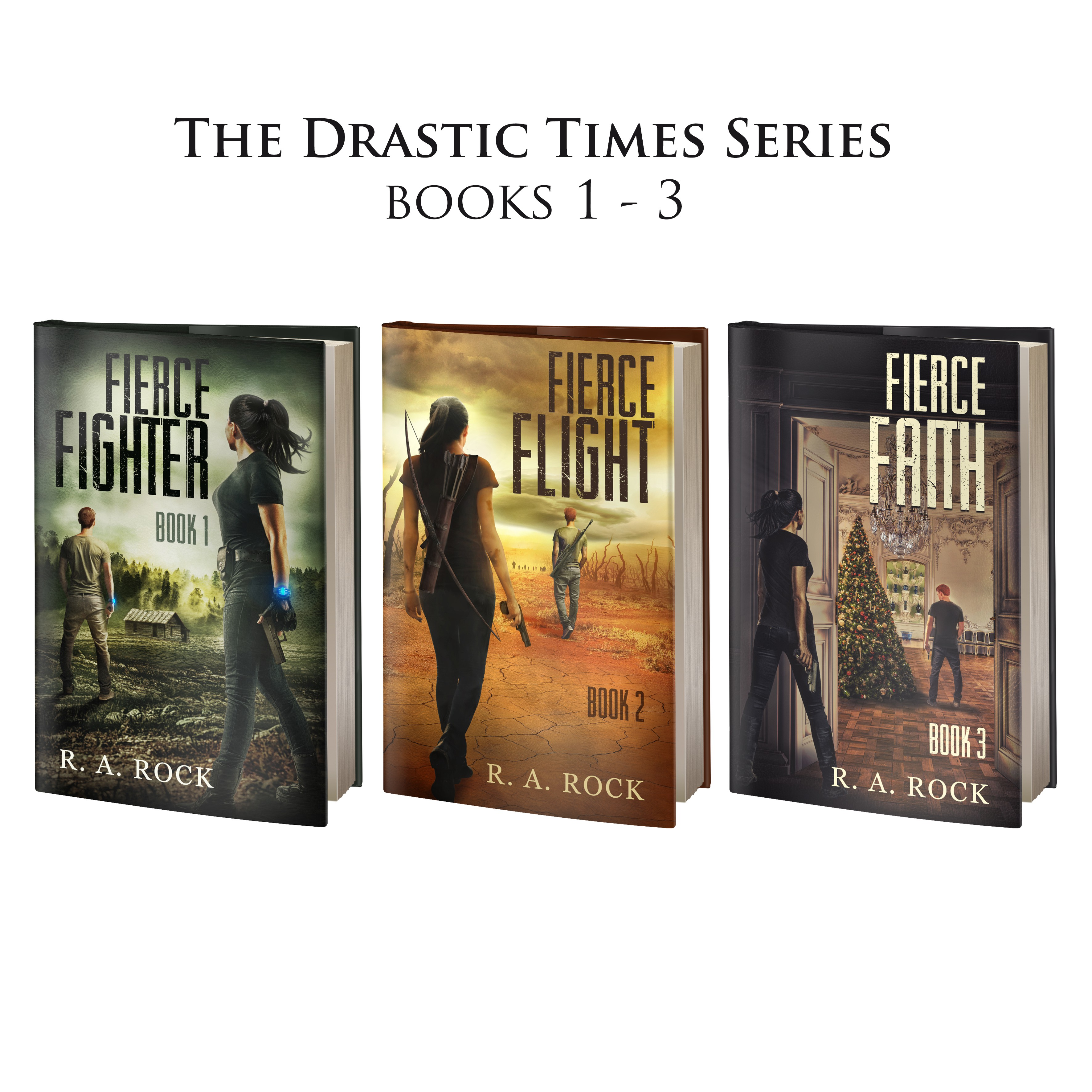 The Drastic Times Series books 1 - 3