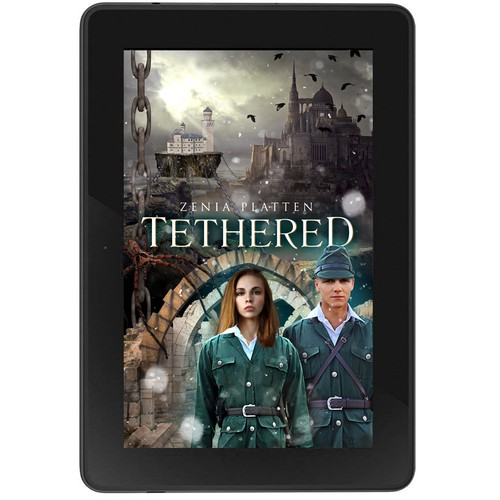 Tethered - Ebook Cover