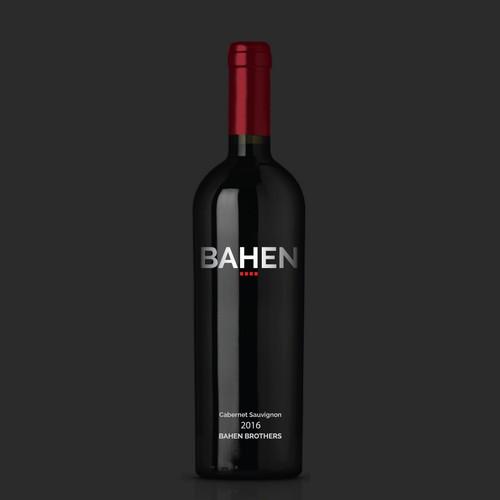 label for bahen