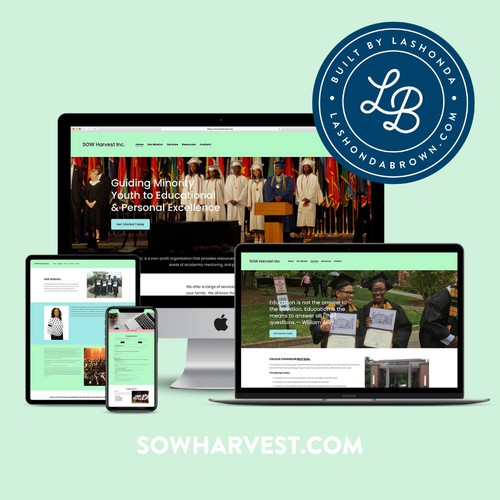 SOW HARVEST | College Counseling