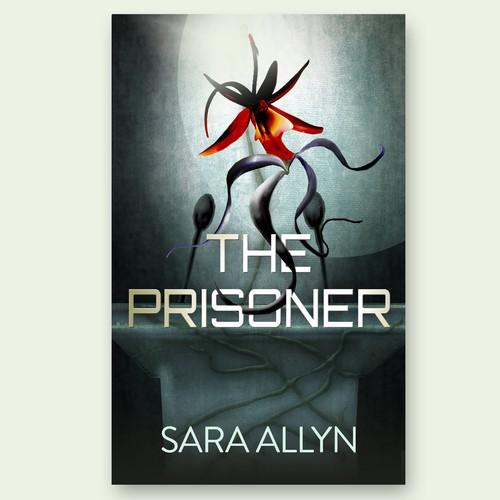 dark sci-fi book cover