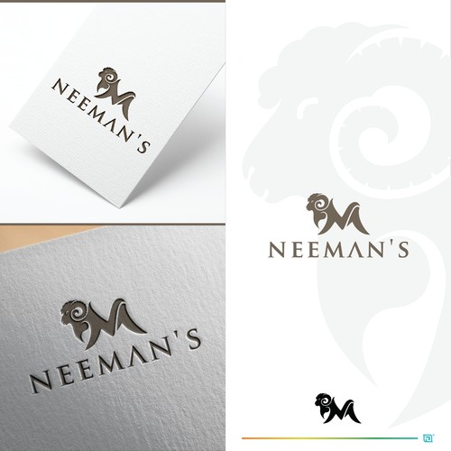 Sleek and creative logo for new shoe brand