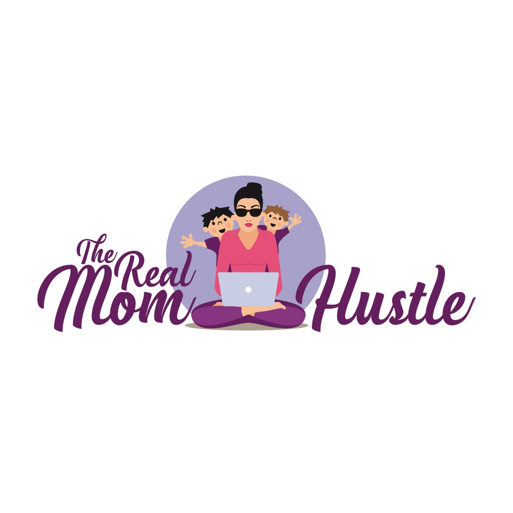work-from-home-mom website needs a fun new logo!!!