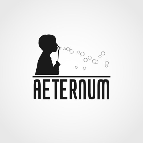 Logo for Aeternum (video production)
