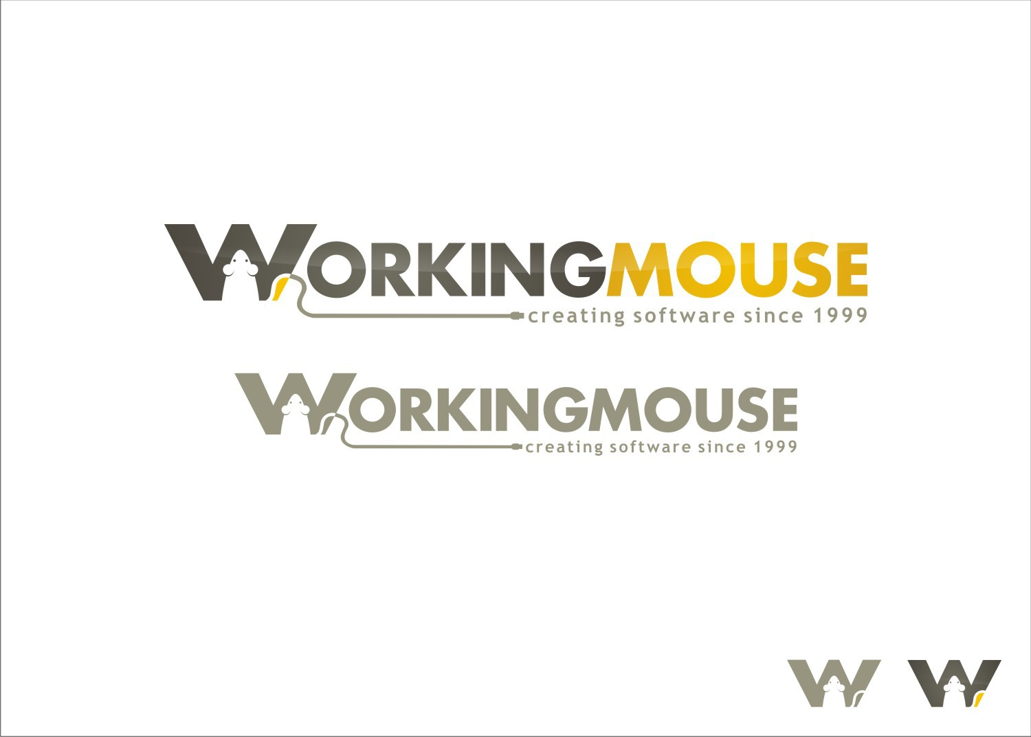 Help WorkingMouse with a new logo