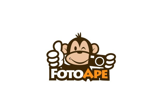 Photo Sharing App Logo for FotoApe
