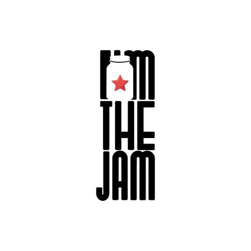 I'm the jam LOGO DESIGN