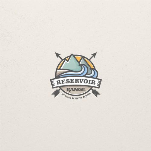 Bold Logo for RESERVOIR RANGE
