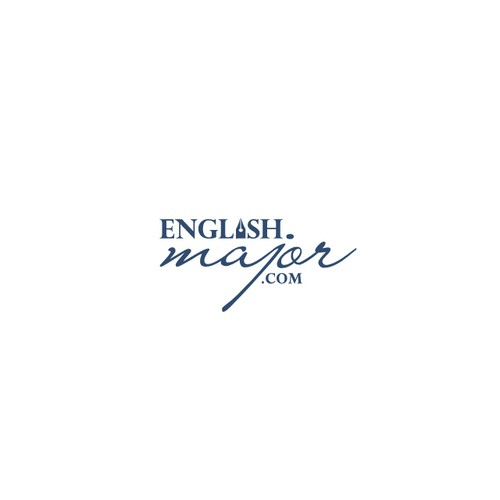 english major logo