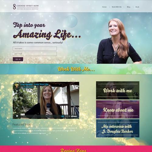 Choose Spirit now website