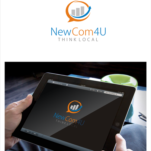 new com 4u logo