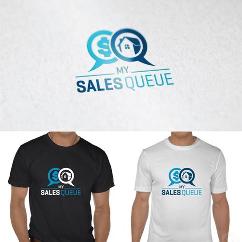 Logo for My Sales Queue