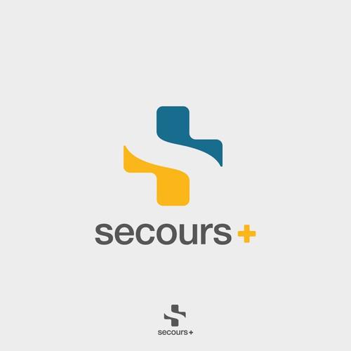 Logo pour une association de formation aux premiers secours.
