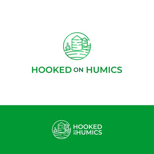 Hooked On Humics Logo