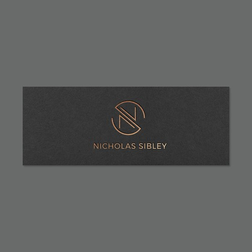 eye catching logo for a professional musician