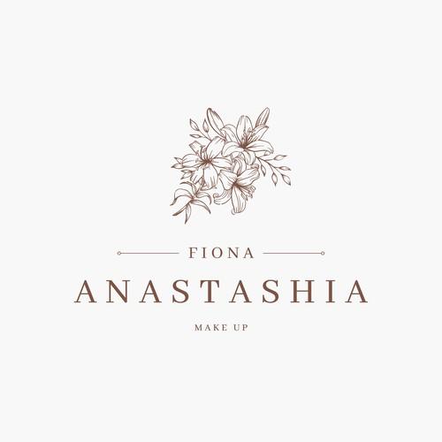 Concept logo for Fiona Anastashia