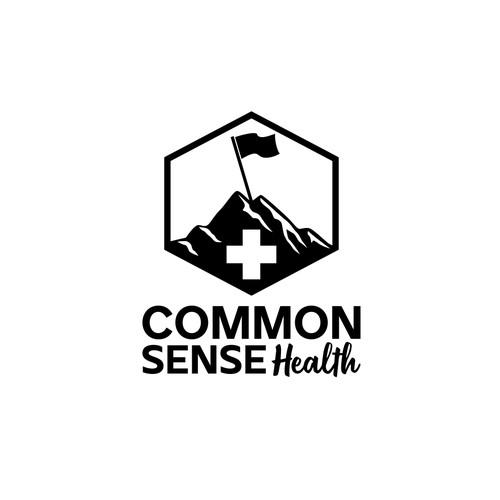 Common Sense Health Logo