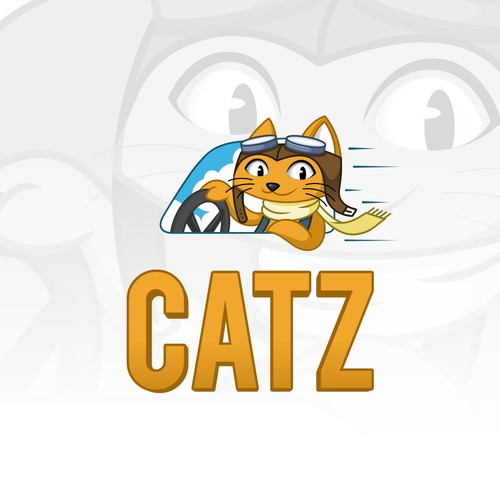 Mascot Design for CATZ Carsharing Company