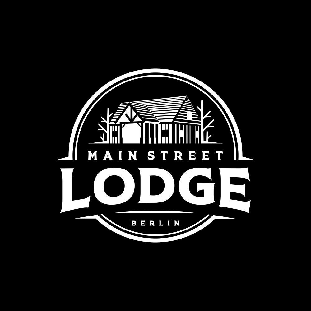 Logo for Modern Lodge in Ohio's Amish Country