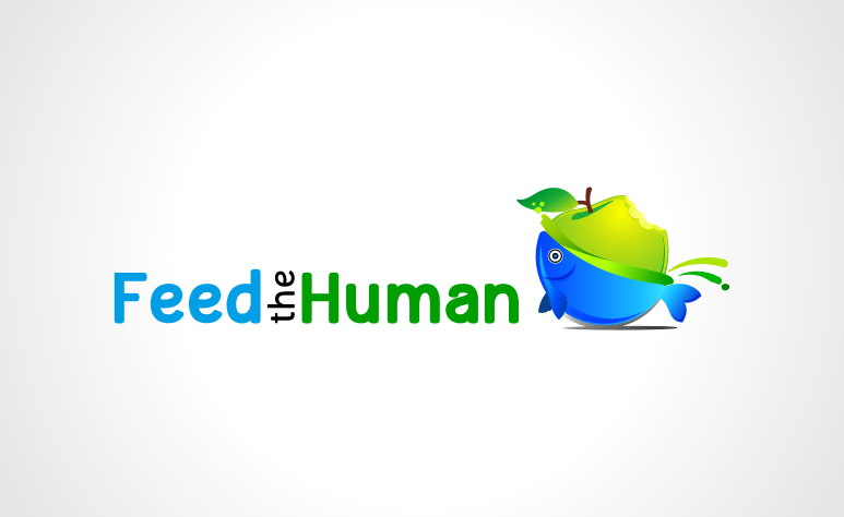 Help Feed the Human with a new logo