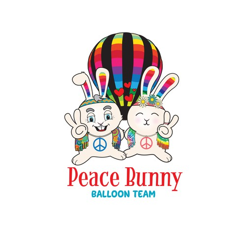 Mascot for a Hot Air Balloon