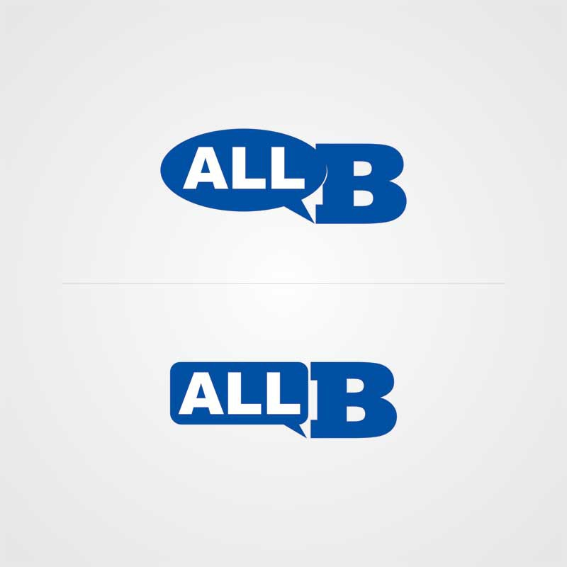 Help All B with a new logo