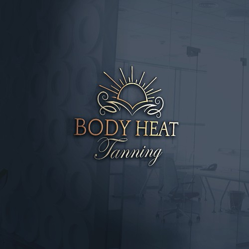 Elegant Logo for Tanning Salon