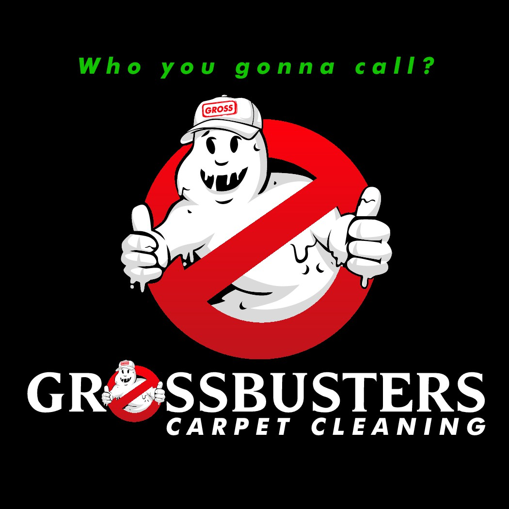"""Re-Create a """"Ghostbusters-Themed"""" Logo for a High-End Carpet Cleaning Business"""