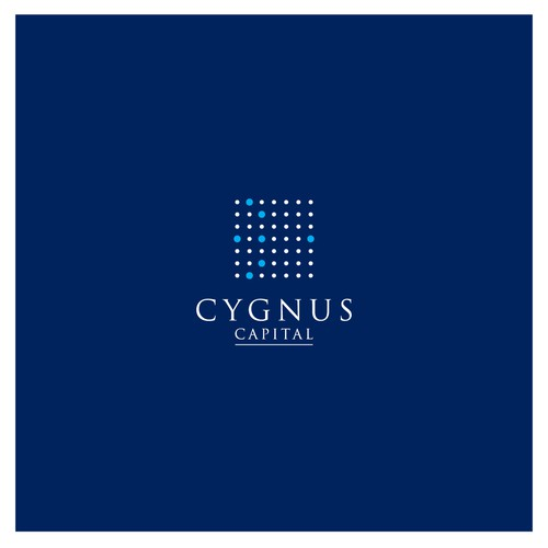Simple and clean logo for CYGNUS