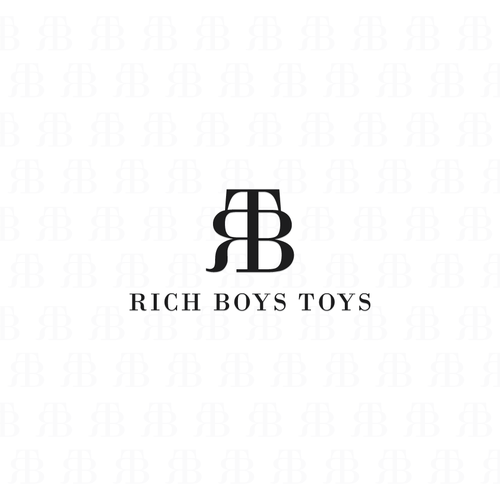 "Logo for ""Rich Boys Toys"""