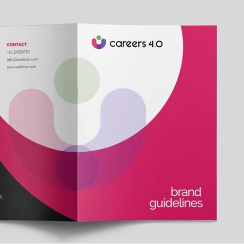 Logo and brand guidelines for careers 4.O