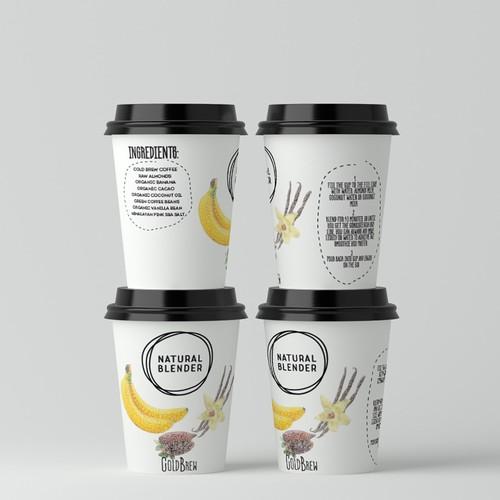 cardboard cup