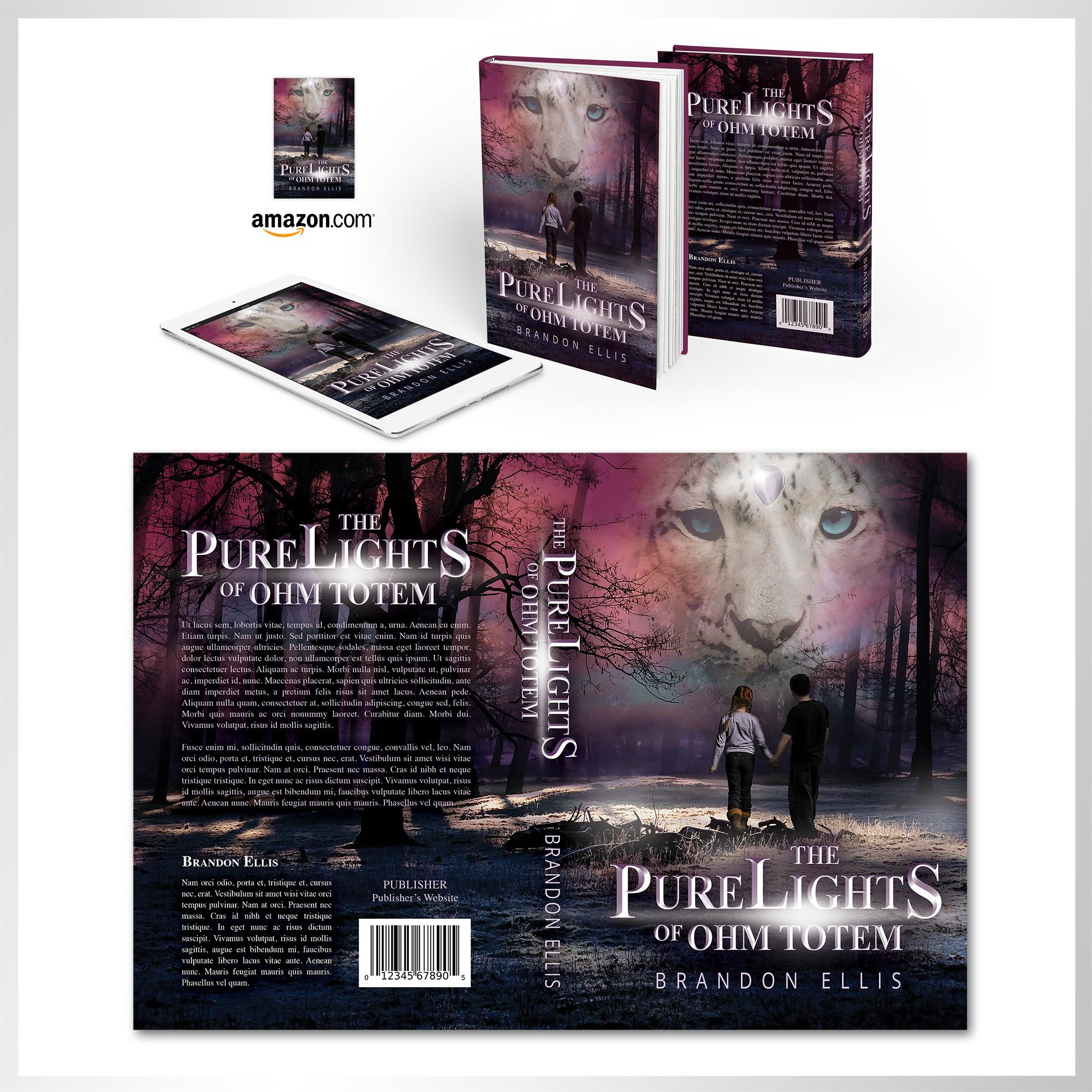 Create a book cover for a Fantasy Book