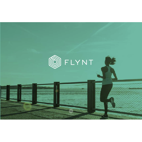 Logo design for Flynt
