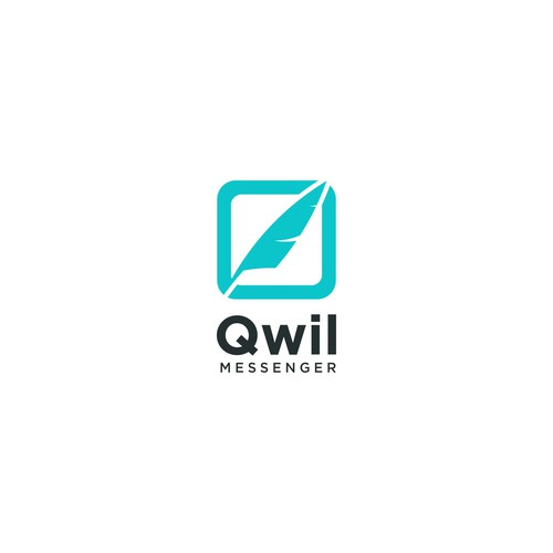Design a brand logo for a communication platform