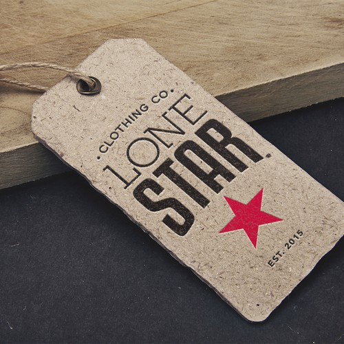 "Texas-based ""Lone Star Shirt Company"" ~ GUARANTEED ~ $75 add-on ~ new logo needed"