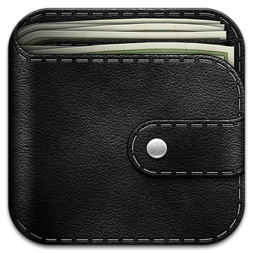 Wallet iOS app icon