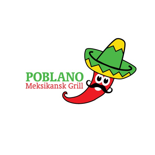 Create the logo that makes you crave for mexican food
