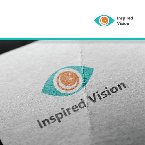 Logo Design for Inspired Vision