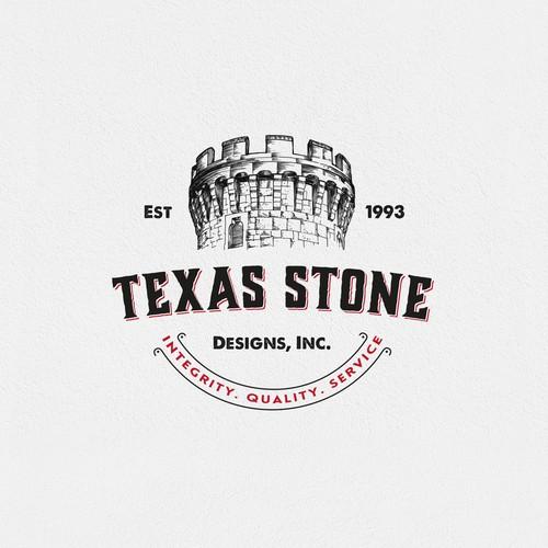 Logo for Texas Stone