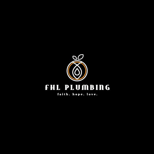 Logo Concept for FHL Plumbing