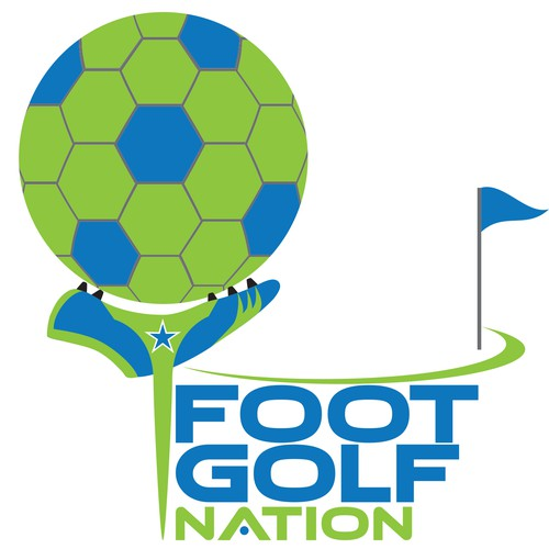 Create a logo for Footgolf Nation (and find out what footgolf is)