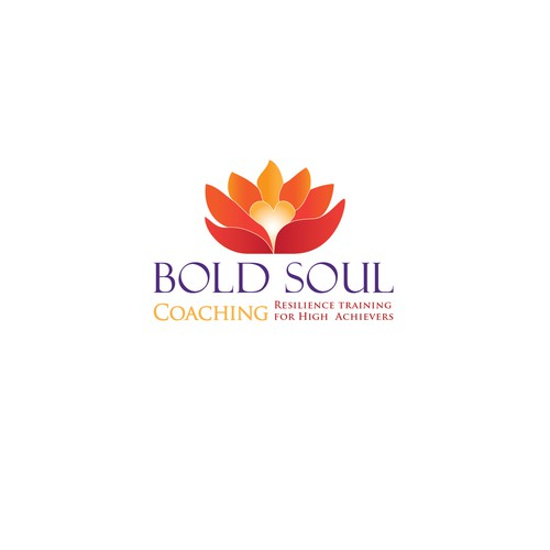 logo for bold soul coaching