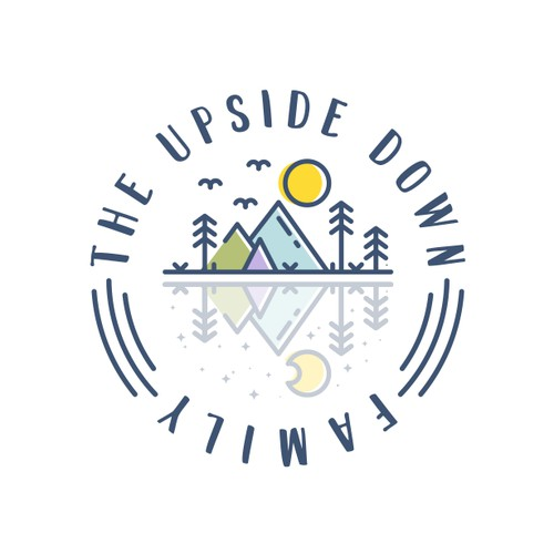 THE UPSIDE DOWN FAMILY