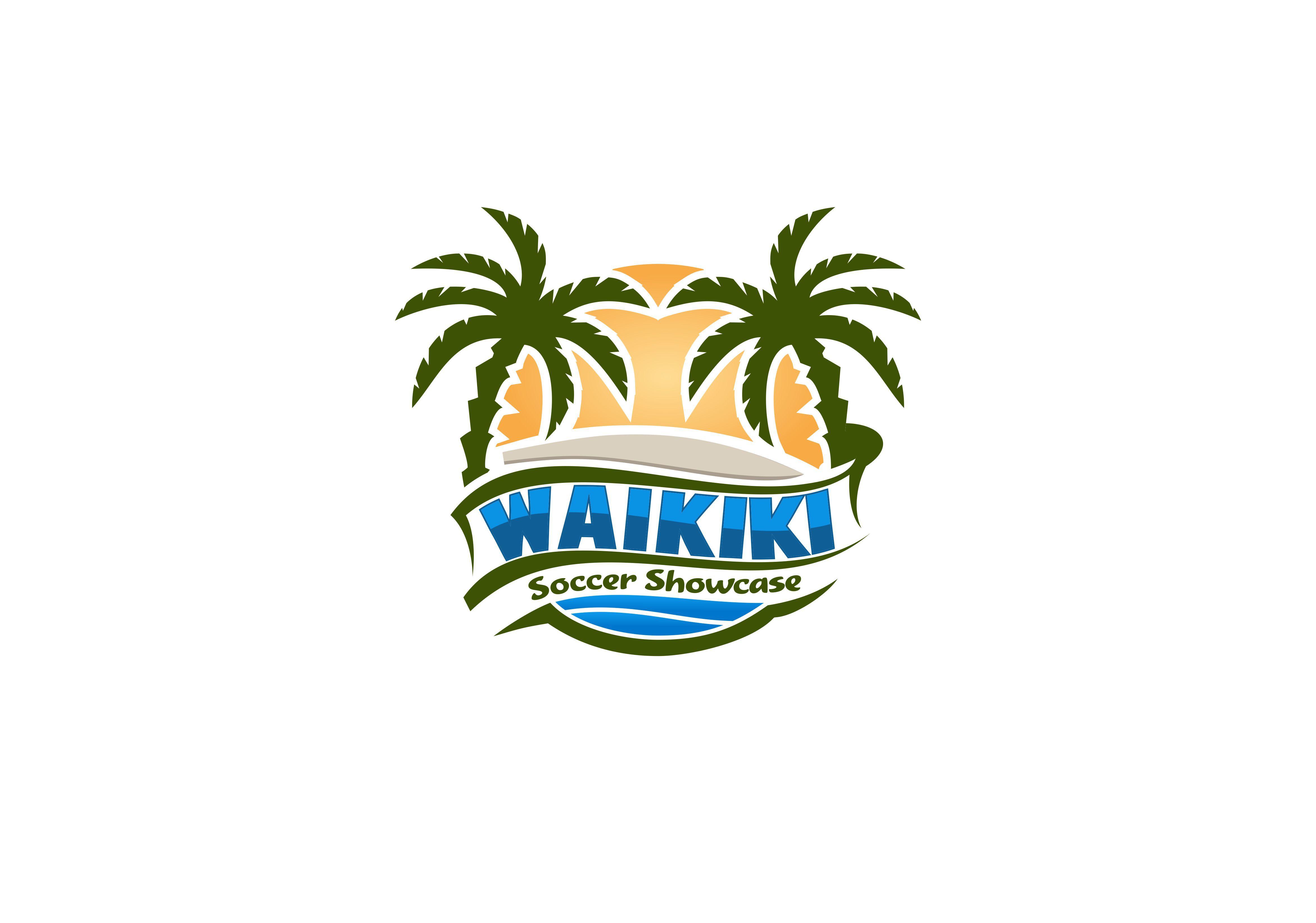 Waikiki Beach Showcase needs a cool sports/beach logo