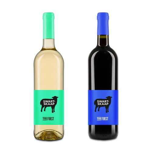 Capture our imagination with an exciting and refreshing logo/label for an exciting new wine company