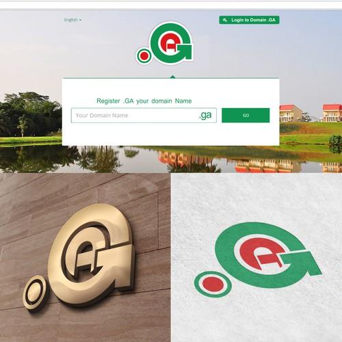 Make a new GA logo for the (US) Georgia market